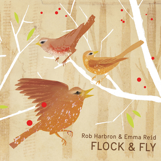flock & fly by rob harbron and emma reid