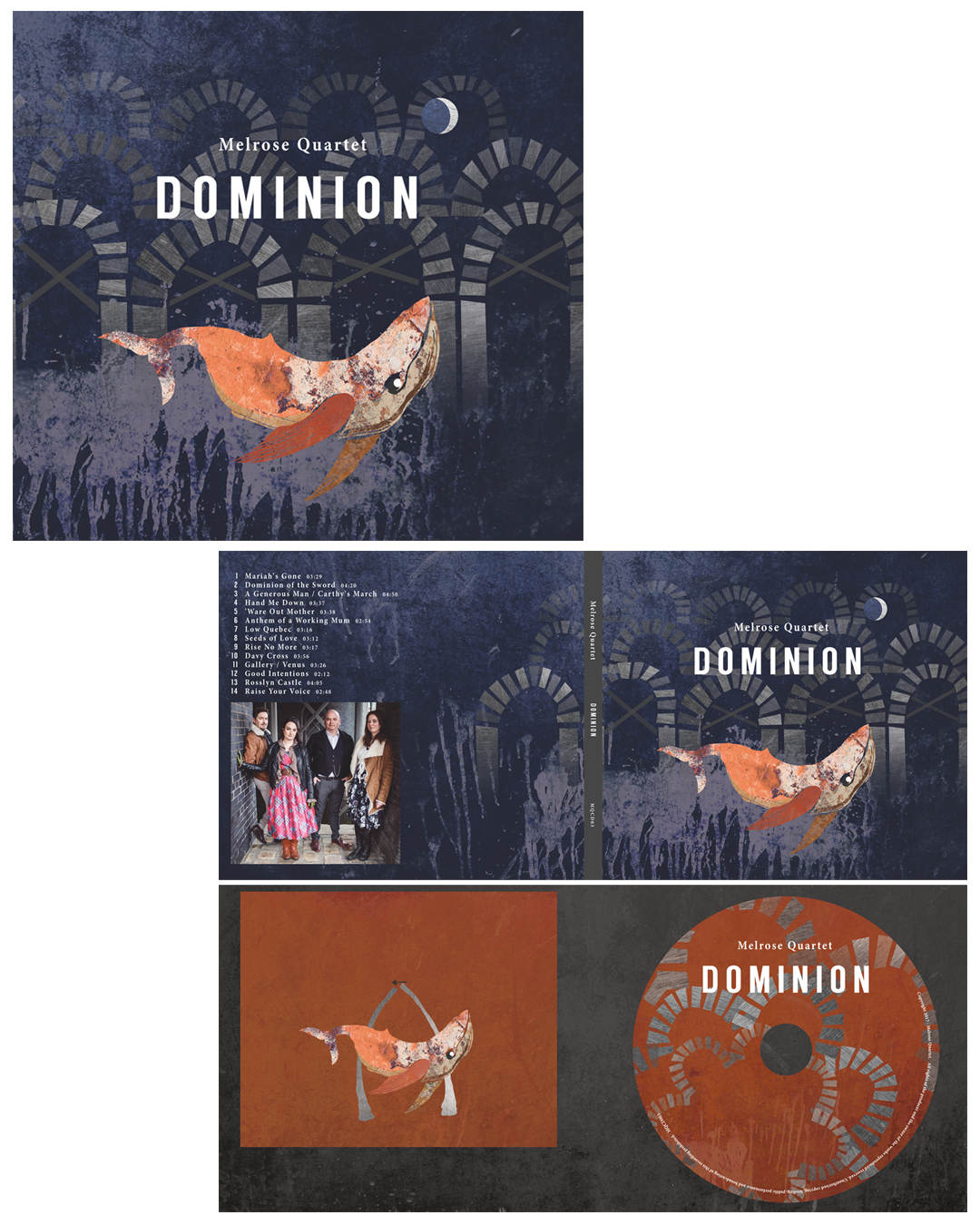 dominion by melrose quartet