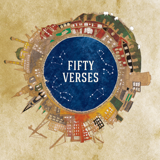 fifty verses by melrose quartet