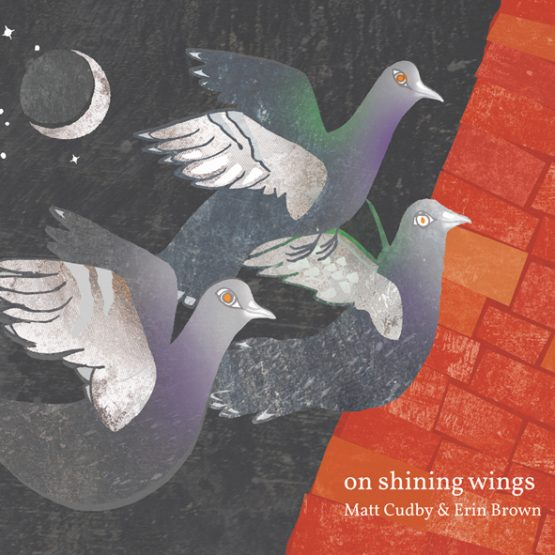 on shining wings by erin brown and matt cudby