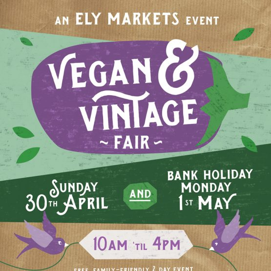 ely markets vegan vintage fair materials